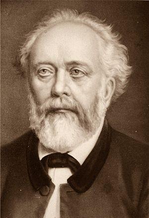 Deutsch: Berthold Auerbach 1812-1882 deutscher...