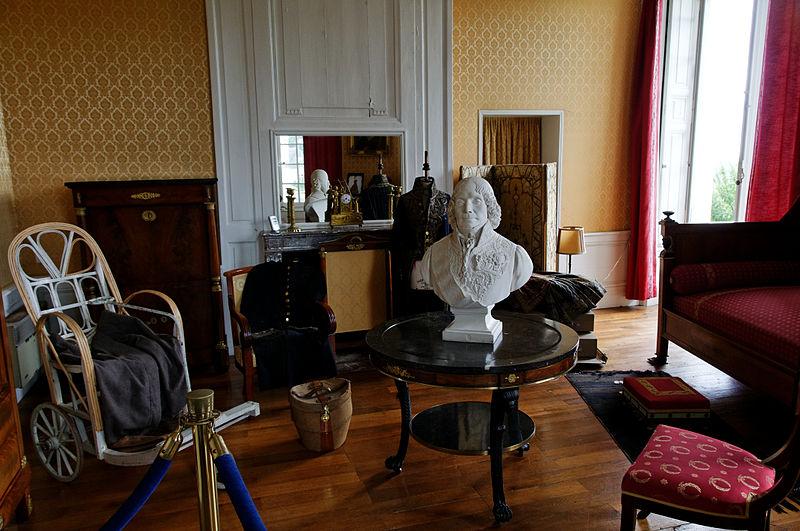 Château de Valençay Chambre Talleyrand