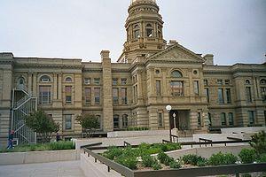 Capitol Cheyenne Wyoming