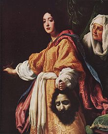 Judith with the Head of Holophernes