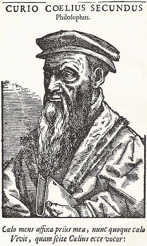 English: Curio Coelius Secundus Philosophus De...