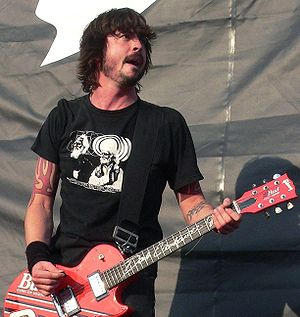 Foo Fighters discography