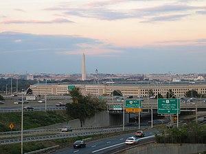 Pentagon road network - Wikipedia