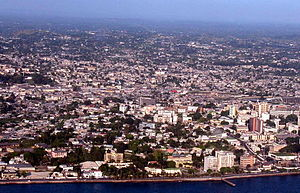 English: Libreville, Gabon