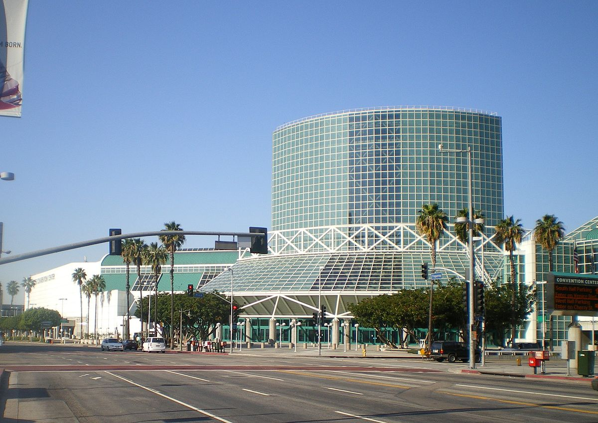 Los Angeles Convention Center Wikipedia