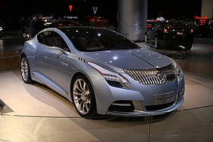 Buick Riviera concept car by GM DESIGN taken a...