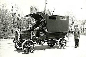 Paddywagon, 1909