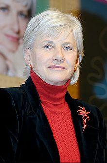 Françoise de Panafieu à la Maison de la Mutualité (Paris), en 2008.
