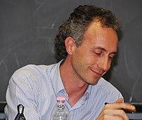 Marco Travaglio ad una conferenza a Trento