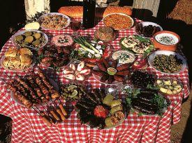 Vin et gastronomie chypriotes