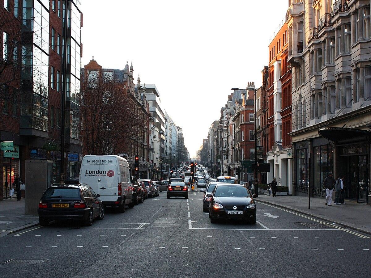 Wigmore Street Wikipedia