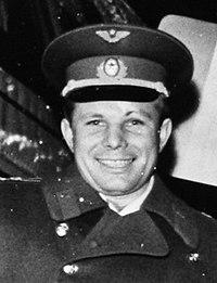 Iuri Gagarin Wikip233dia a enciclop233dia livre
