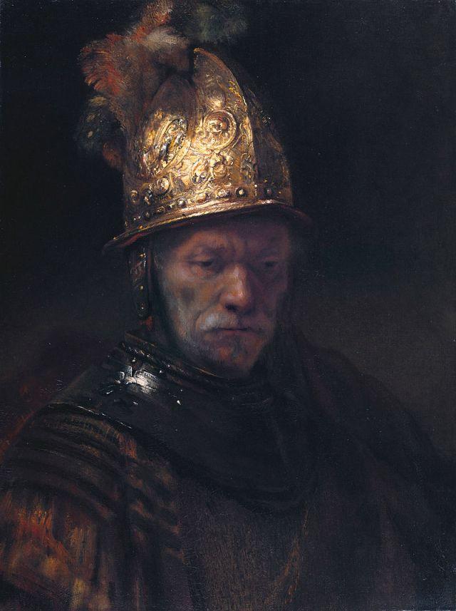 Der Mann mit dem Goldhelm (nicht zugewiesen)