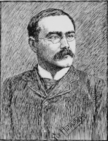 Image result for rudyard kipling magazine cover