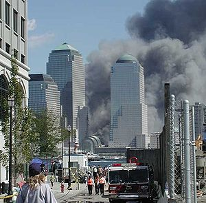 In the immediate aftermath of the September 11...
