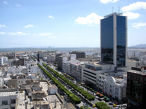 TunisAveHabibBourguiba