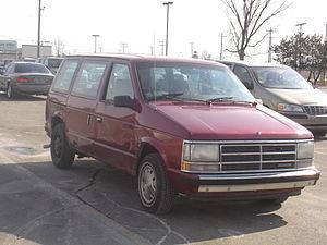 1988 Dodge Caravan