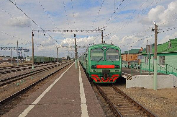 Егорьевск II — Википедия