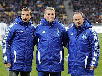 Портал:Украинский футбол — Википедия