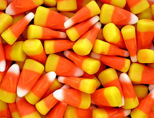Candy Corn photo courtesy of Wikimedia Commons