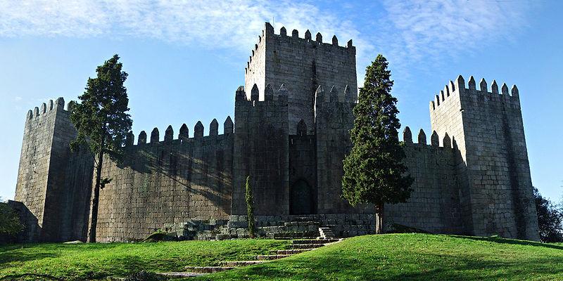 The Castle of Guimarães