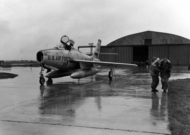 F-84F NJ ANG at Chaumont 1961.jpg