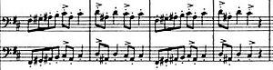 Peer Gynt Suite No.1, Op.46, thème a'2 de In t...