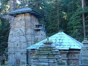 Historical temples at Jageshwar