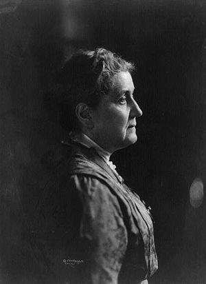 American social reformer, Jane Addams