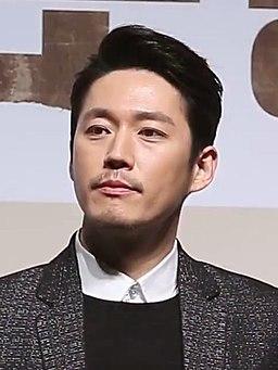 Jang-hyuk in 2017 2