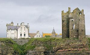 Keiss Castles