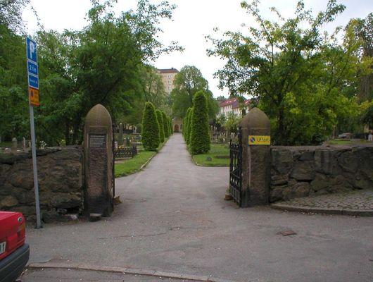 Mariebergs kyrkogård