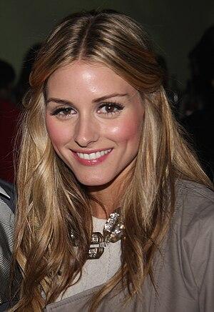 English: Olivia Palermo in June 2009.