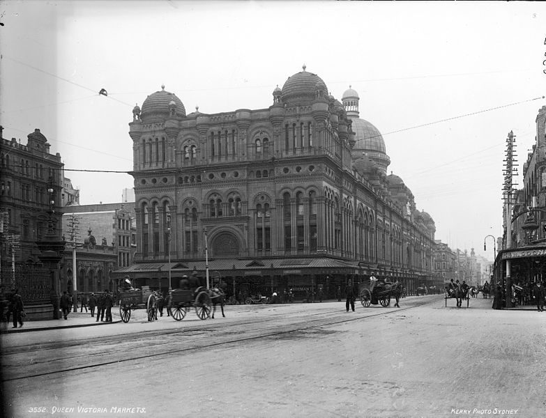 File Queen Victorian Markets Now Queen Victoria Building