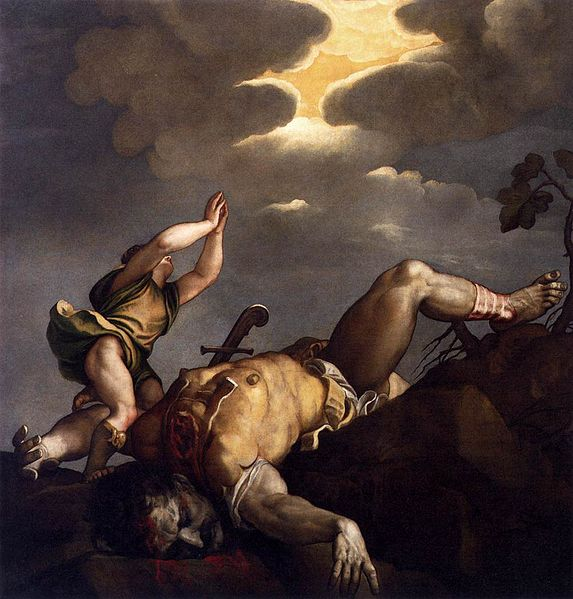 File:Titian - David and Goliath - WGA22779.jpg