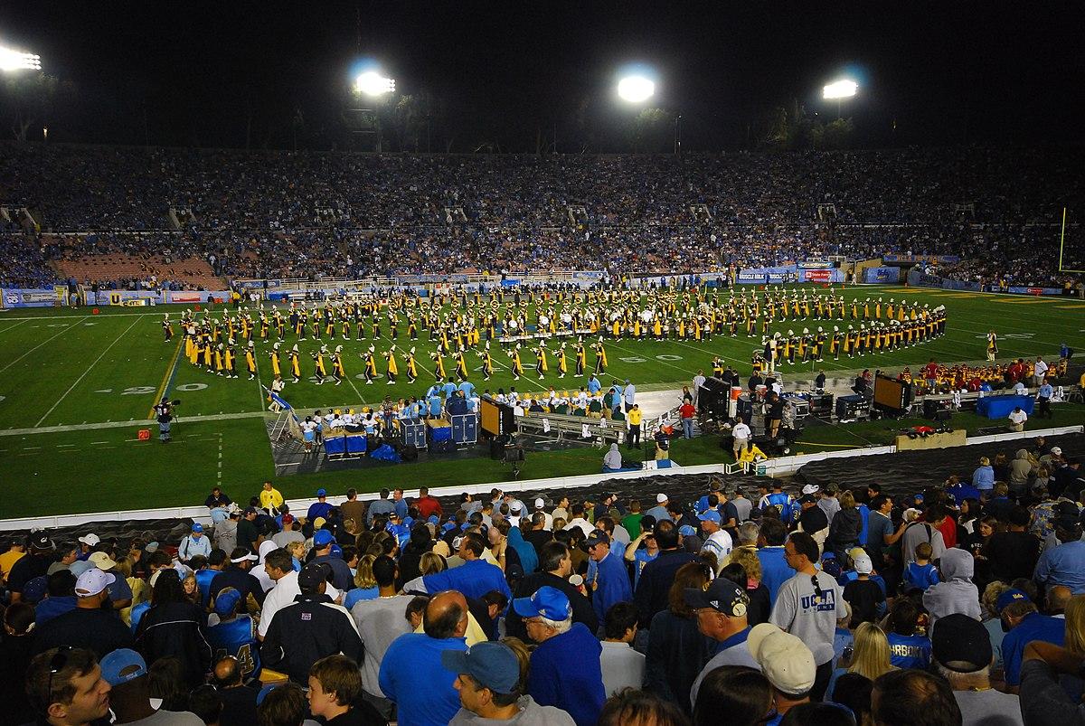 UCLA Bruin Marching Band Wikipedia