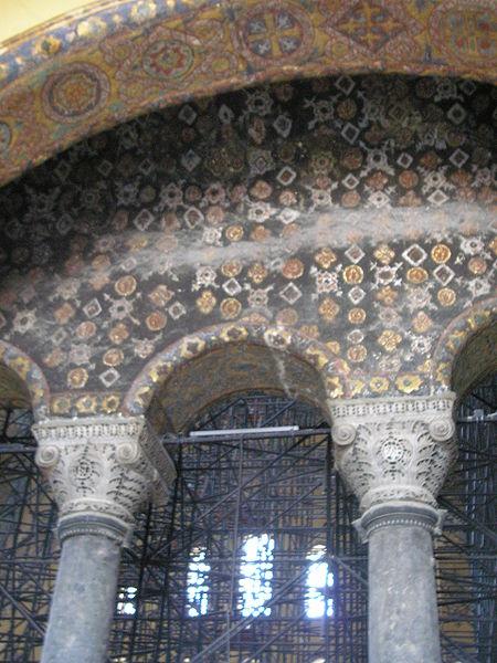 File:Upper gallery Hagia Sophia 2007 007.jpg