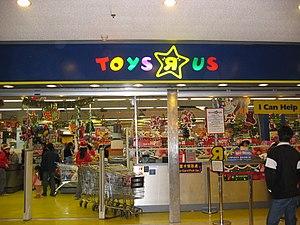 HK Toys R Us