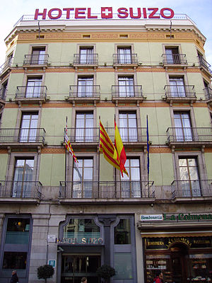 Hotel Suizo Barcelona Catalunya
