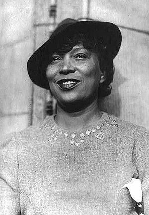 Zora Neale Hurston was a prominent literary fi...