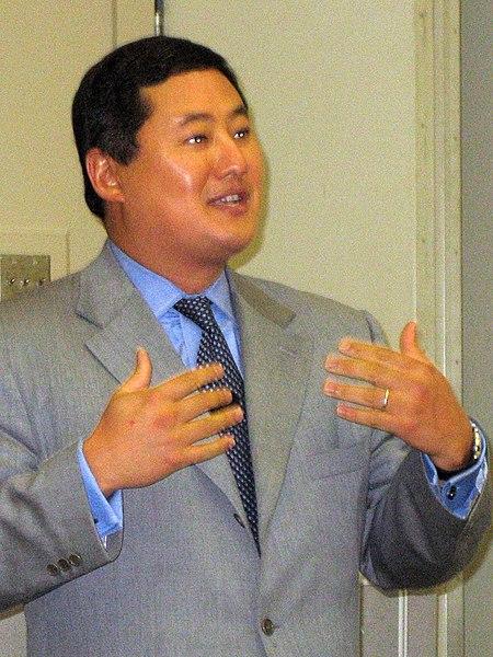 John Yoo - from Wikipedia