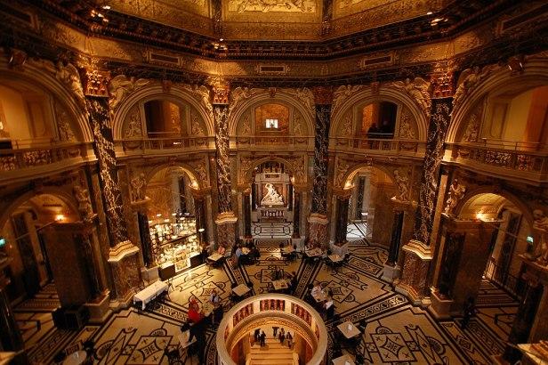 Kunsthistorisches Museum Interior