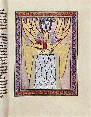 c. 1165 Sophia - Wisdom (Wikipedia)