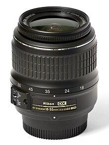 Nikor 18mm-55mm DX