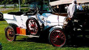 NSU 6/18 PS Doppelphaeton 1913