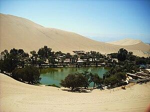 Huacachina Oasis