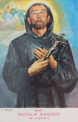 sveti Nicola da Longobardi - mistik in redovnik