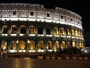 Colosseo, Roma, Italia