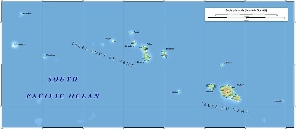 Society Islands Wikipedia