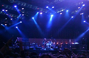 System of a Down at the Download Festival, Eng...